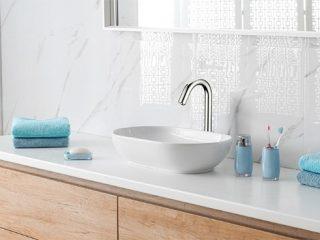 Sensor Faucet in your bathroom