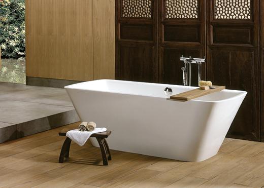 High end bathtubs