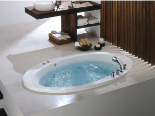 Luxury Inset Bathtubs