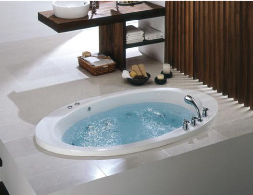 Luxury Inset Bathtubs