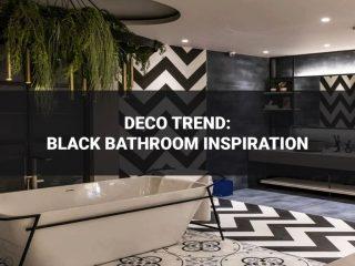 Deco Trend Black Bathroom Inspiration