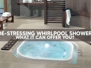 De-Stressing Whirlpool Shower What It Can Offer You