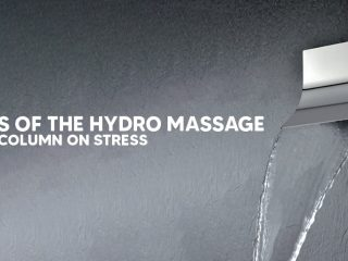 Effects Of The Hydro Massage Shower Column On Stress