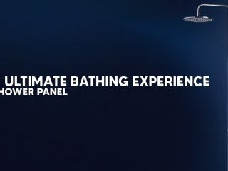 Get An Ultimate Bathing Experience With A Shower Panel