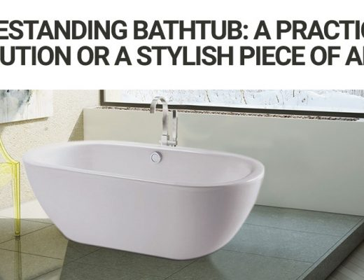 Freestanding Bathtub A Practical Solution Or A Stylish Piece Of Art