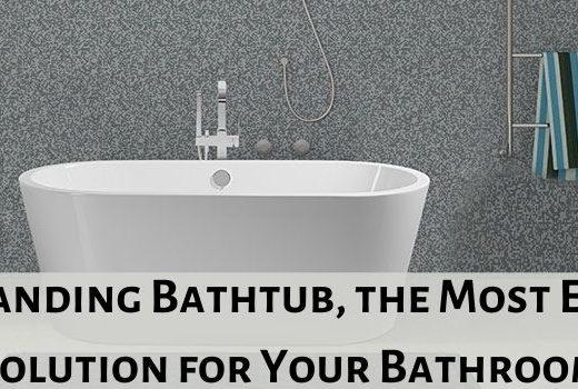 Freestanding Bathtub, the Most Elegant Solution for Your Bathroom