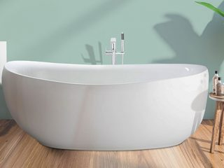 free standing bath tubs with feet