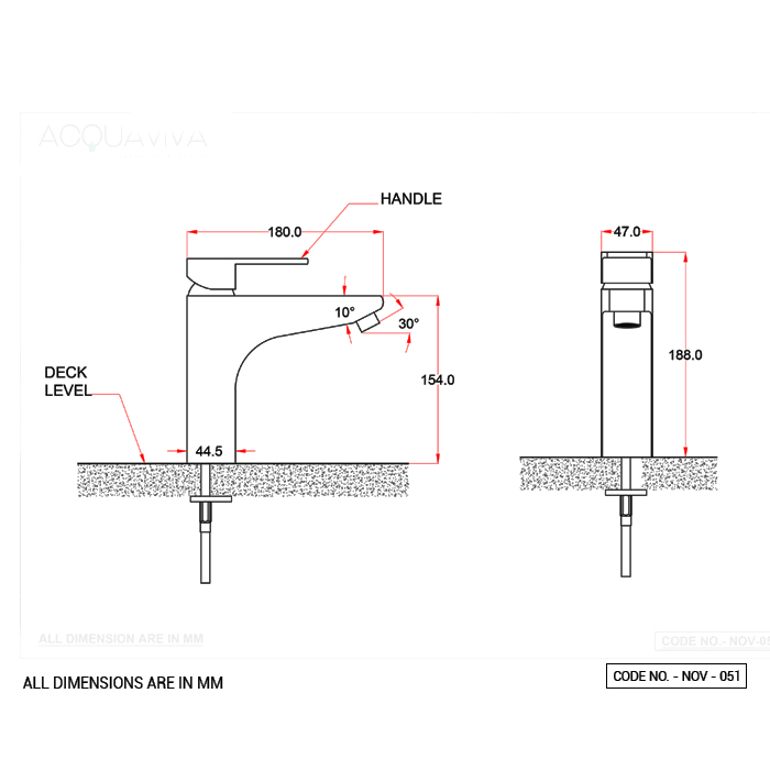 Neo Oval Faucet