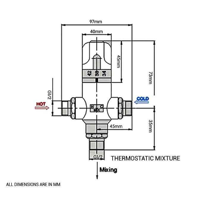 Thermostatic Mixer
